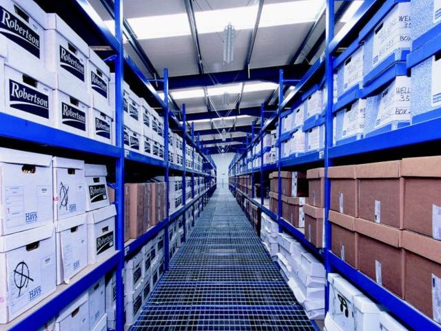 warehouse racking inspection wiltshire