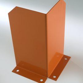Two sided column guard